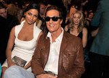 Camila Alves and Matthew McConaughey sat in the audience at the April 2009 Academy of Country Music Awards in Las Vegas.