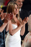 Jennifer Aniston wore Burberry at an AFI gala.