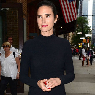 Jennifer Connelly Pictures in Dress and High Heels
