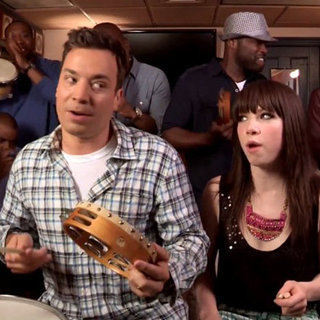 Jimmy Fallon Singing Call Me Maybe Carly Rae Jepsen (Video)