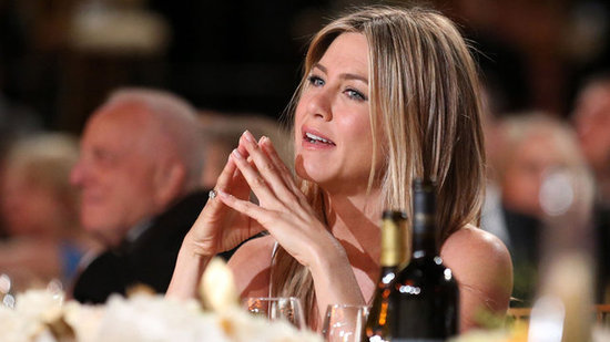 Video: Jennifer Aniston Wows in White For Girls' Night Out