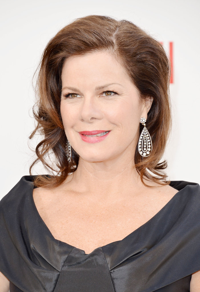 Marcia Gay Harden attended the AFI Life Achievement Award dinner honoring Shirley MacLaine in LA.