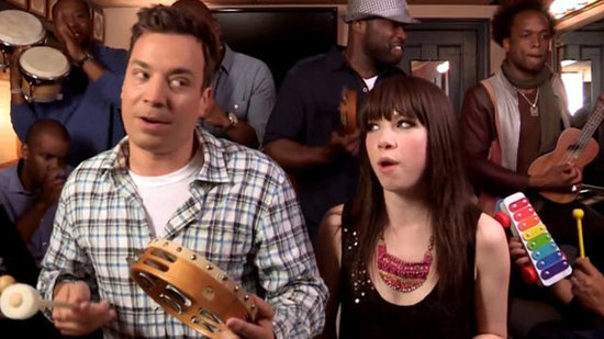 "Video: Jimmy Fallon Makes ""Call Me Maybe"" Video — See All the Stars Who Covered the Hit!"