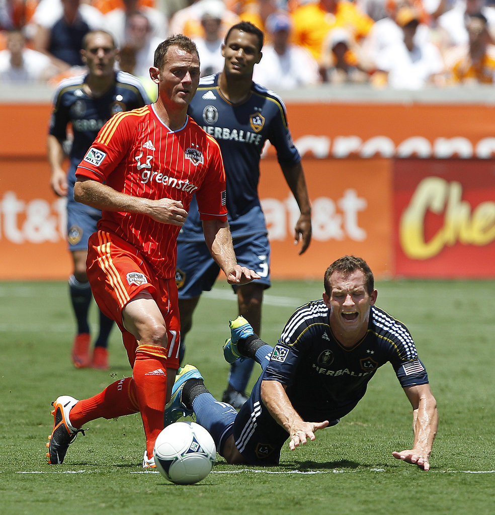 For the Soccer Player (or Fan): LA Galaxy Adult Soccer Fantasy Camp