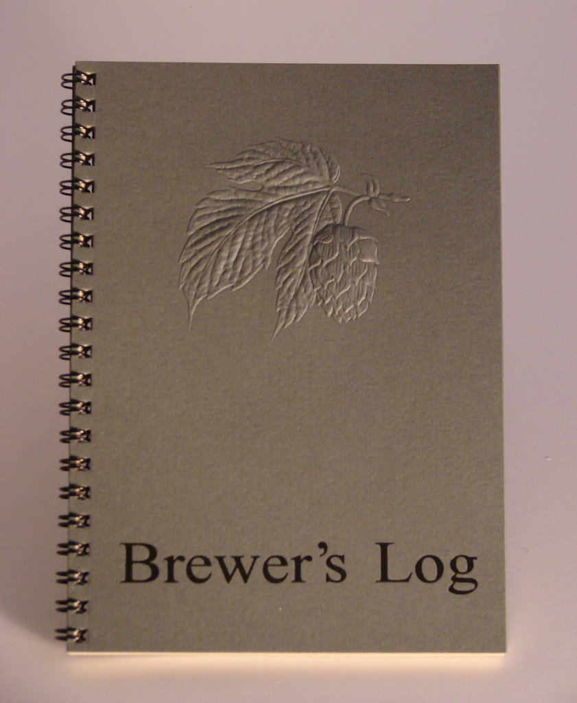For the man who loves to brew and keep track of all his stock, a sweet Brewer's Log ($14) will be your best bet — plus, you can't beat the price.