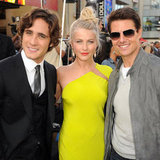 Tom Cruise, Zac Efron, Julianne Hough, Russell Brand And More Hit The Red Carpet For Rock Of Ages