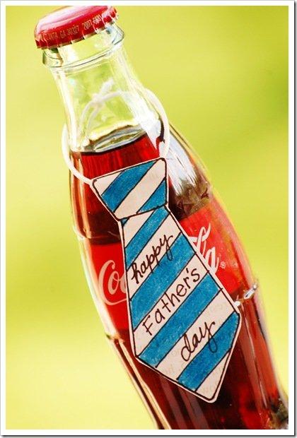 Soda Bottle Ties