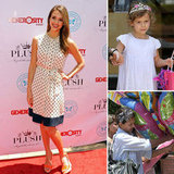 Jessica Alba Celebrates Her Daughter Honor's Fourth Birthday
