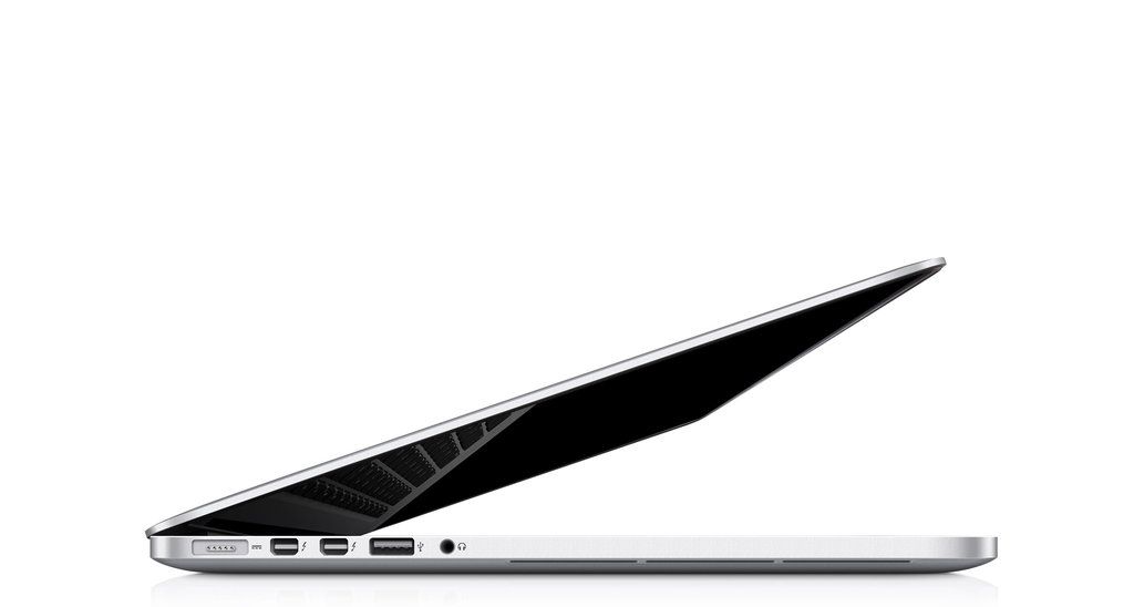Apple's new MacBook Pro