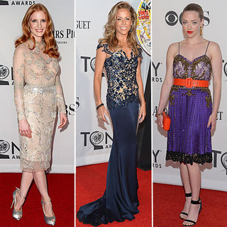 Tony Awards Best Dressed 2012