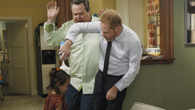 Mitchell Pritchett and Cameron Tucker, Modern Family