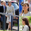Kate Middleton&#039;s Recycled Wedding Outfit