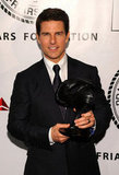 Tom Cruise Picks Up Friars Club Honor With Support From Suri, Connor, and Famous Friends