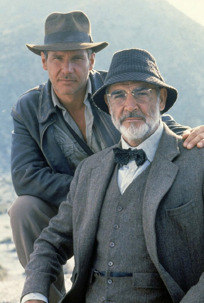 Professor Henry Jones, Sr. — Indiana Jones