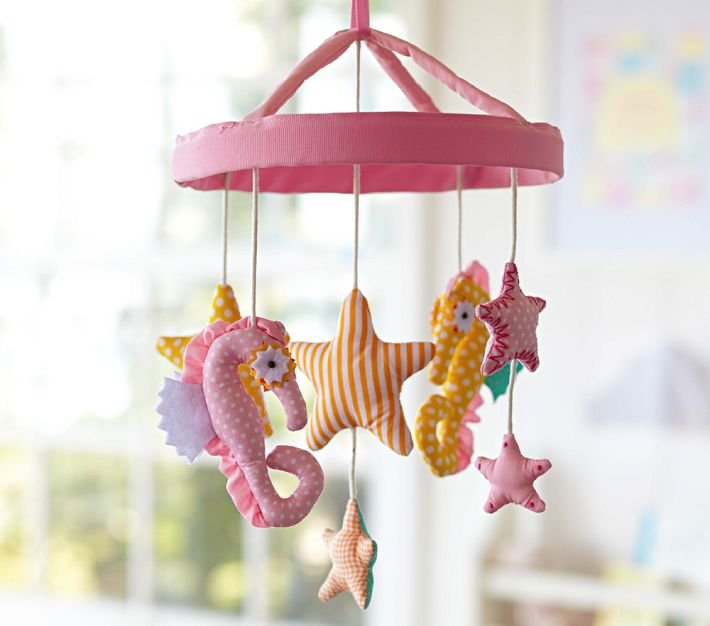 Pottery Barn Kids Under-the-Sea Mobile ($40, originally $69)