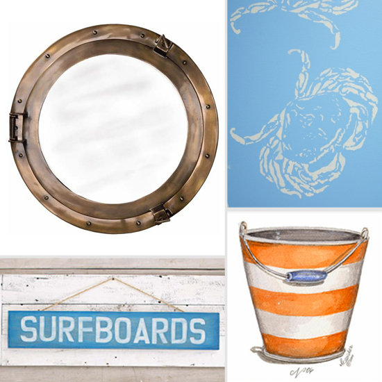 11 Perfect Picks For a Beach-Inspired Nursery