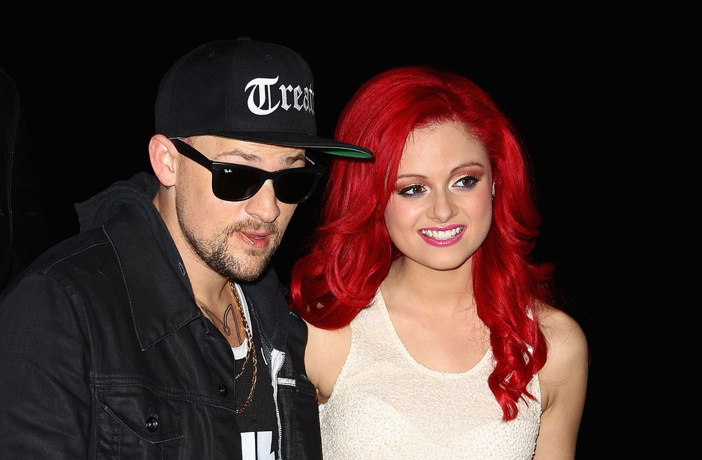 Joel Madden and Sarah De Bono