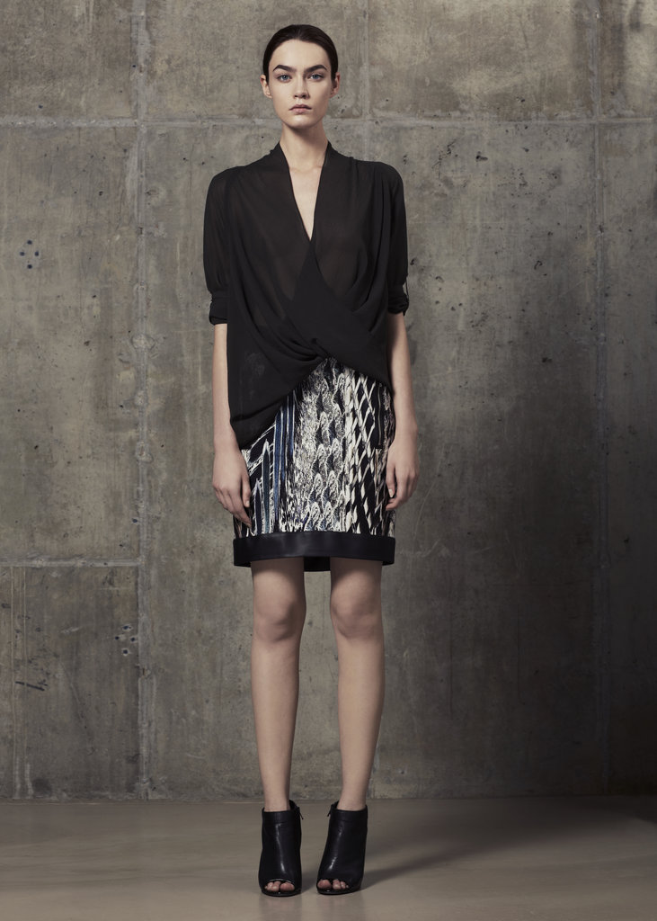 Helmut Lang Resort 2013