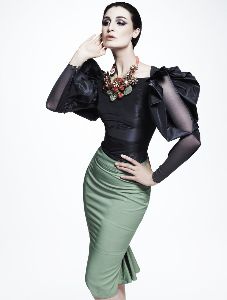 Zac Posen Resort 2013