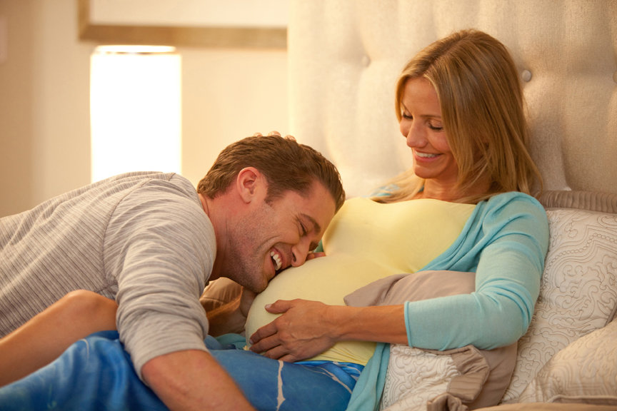 Matthew Morrison in What to Expect When You're Expecting