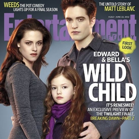 Breaking Dawn Part 2 Entertainment Weekly Cover (Video) | POPSUGAR ...