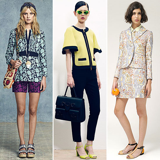 Over 200 Of The Best Looks From Resort 2013 — Zac Posen, Tory Burch, and More!