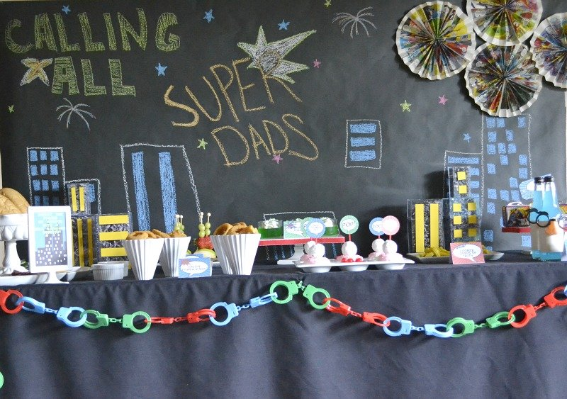 Calling All Superdads!