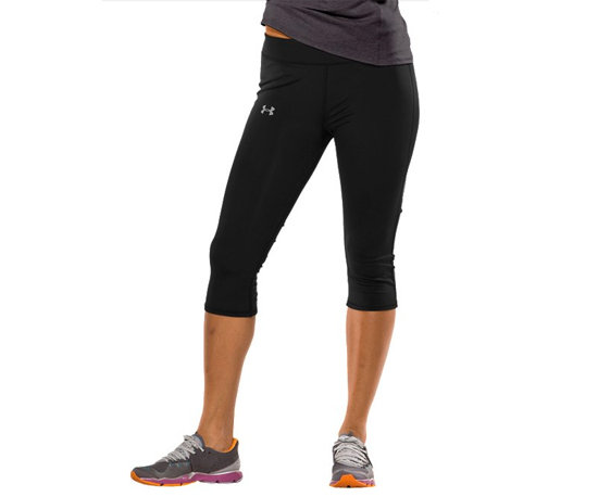 "Under Armour HeatGear Squat 15"" Capris"