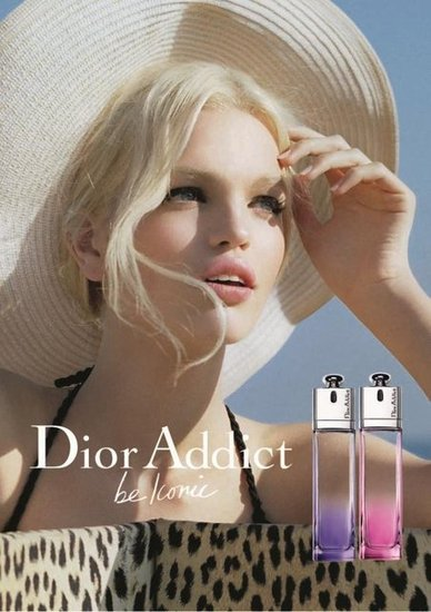 Isn't It Iconic: The Dior Addict Campaign Starring Daphne Groeneveld