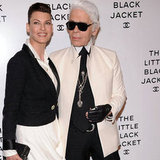 Chanel Little Black Jacket Party Pictures