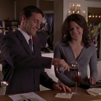 Jon Hamm in Gilmore Girls