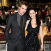 Robert Pattinson and Kristen Stewart PopSugar 100