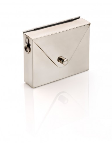 Metal Envelope Bag