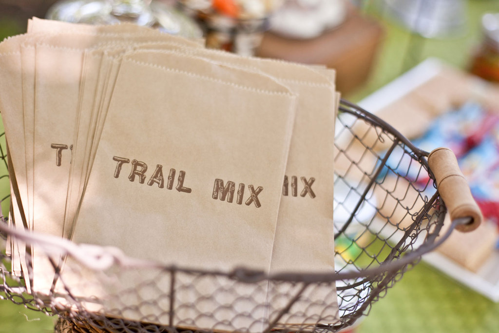 Trail Mix Bags