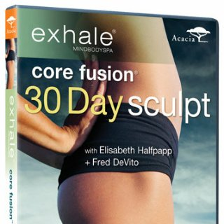 Review of Core Fusion 30 Day Sculpt DVD