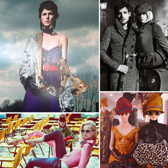 Givenchy, Louis Vuitton, Marc Jacobs & More — The First Batch Of Autumn/Winter 2012 Campaigns Are Here!