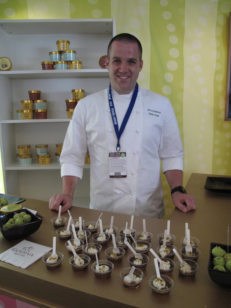 Bonus: Best New Pastry Chef Chris Ford