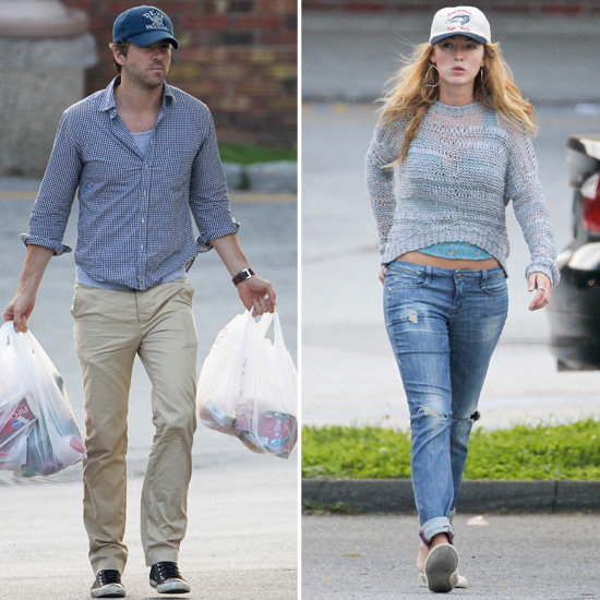 Blake Lively and Ryan Reynolds Stop to Shop Together