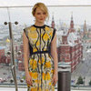 Emma Stone and Andrew Garfield in Russia Pictures