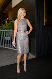 Malin Akerman's embellished sheath had both elegance and a hint of sex appeal — basically the key elements we're always after when outfitting cocktail wear.
