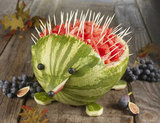 A Watermelon Hedgehog