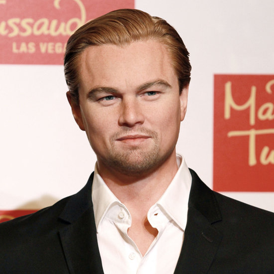 Leonardo DiCaprio's New Wax Figured Unveiled In Las Vegas, And Other Hot Hollywood Hunks in Wax
