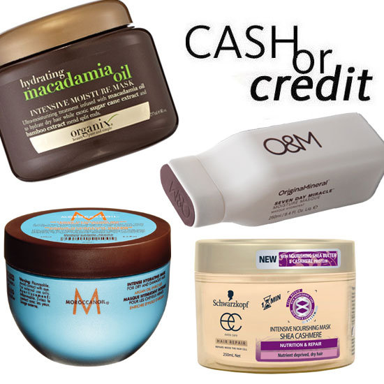 Cash or Credit: Give Your Mane a Moisture Hit With These Treatments