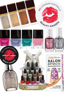 2012 BellaSugar Australia Beauty Awards: Vote For the Best Nail Product