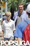 Michelle Williams and Jason Segel Enjoy a Romantic Weekend in NYC