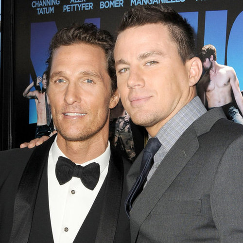 Magic Mike Premiere Pictures of Channing Tatum
