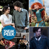 Movie Sneak Peek: Seeking a Friend For the End of the World, To Rome With Love, Brave, and More