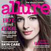 Anne Hathaway Pictures in Allure Magazine July 2012