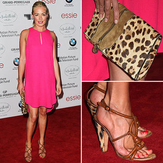Cat Deeley Phillip Lim Dress