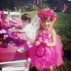 Tori Spelling&#039;s Princess Tea Party Birthday Party For Stella McDermott